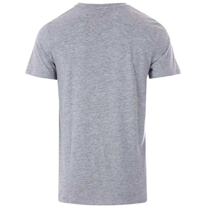 Tričko Hype Mens San Pan T-Shirt Grey