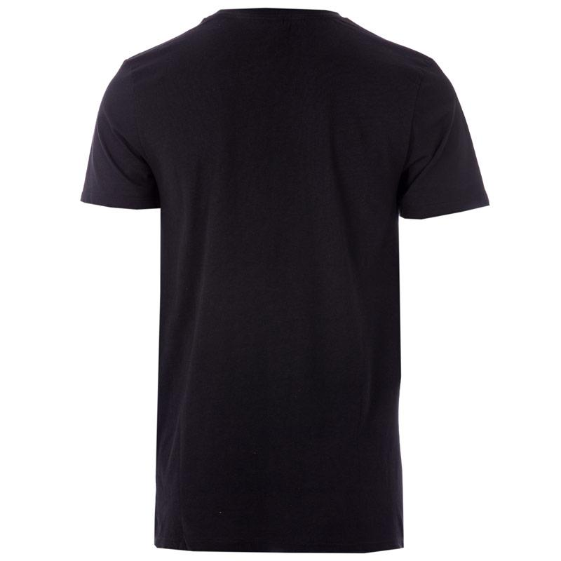Tričko Hype Mens Snake T-Shirt Black