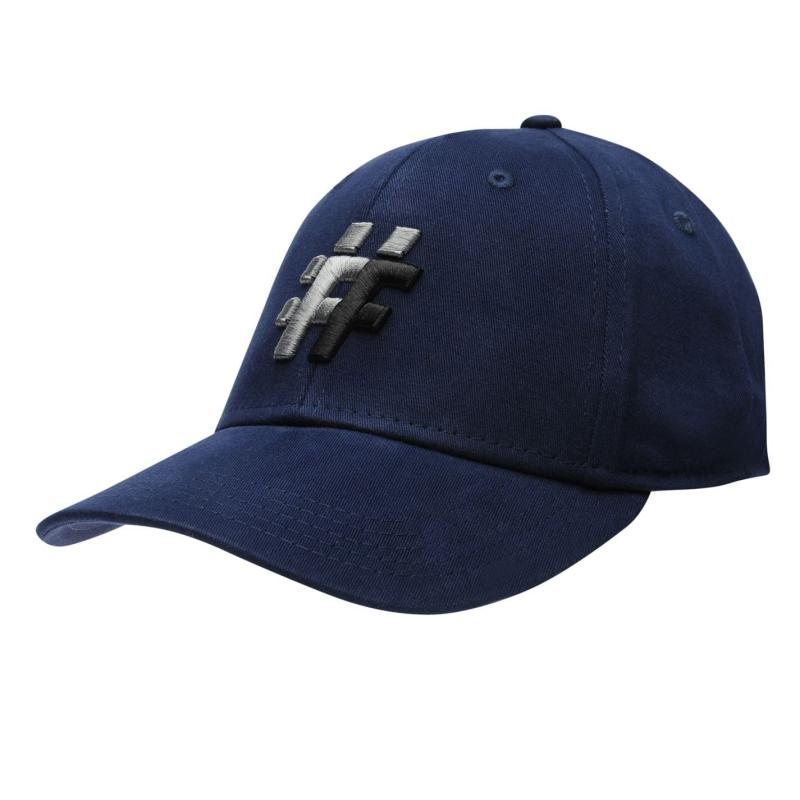 Five Fitted Cap Mens Navy