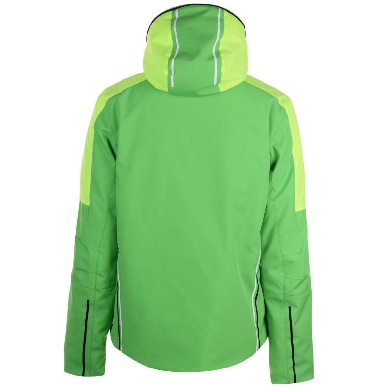 Nevica Banff Ski Jacket Mens Green