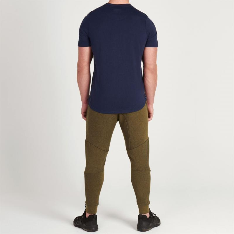Tričko Five Street Small Logo T Shirt Mens Navy