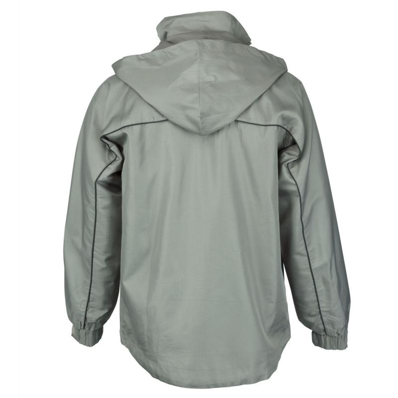 Donnay Hooded Shell Jacket Mens Beige