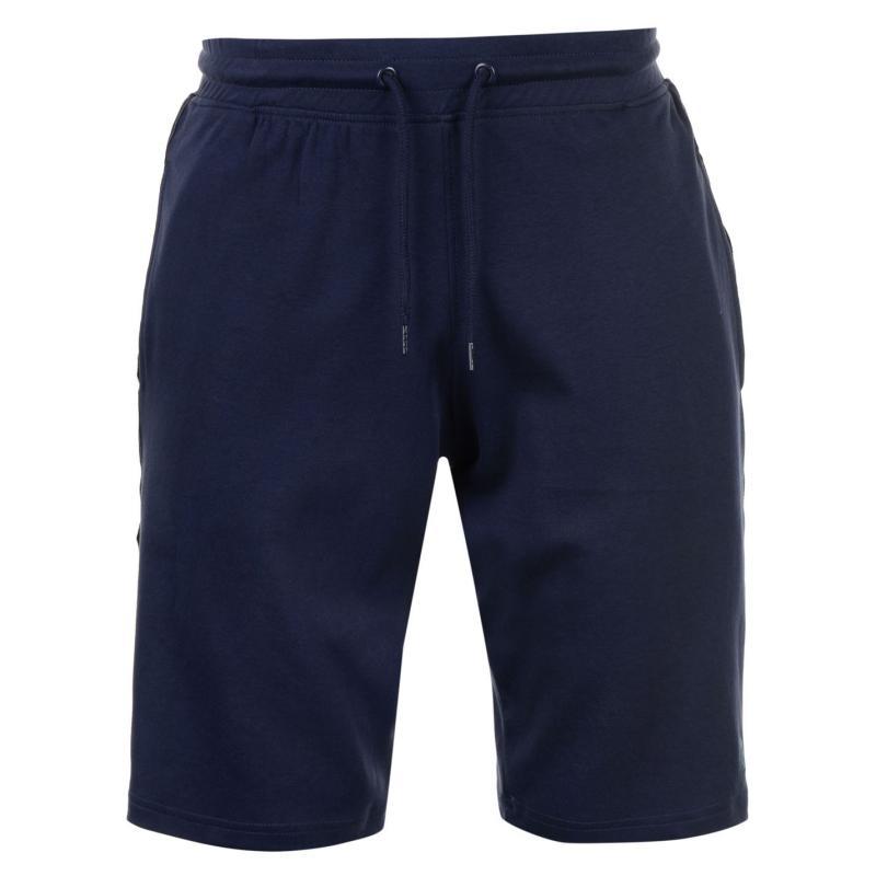 Pierre Cardin Retro Sport Shorts Mens Grey Marl
