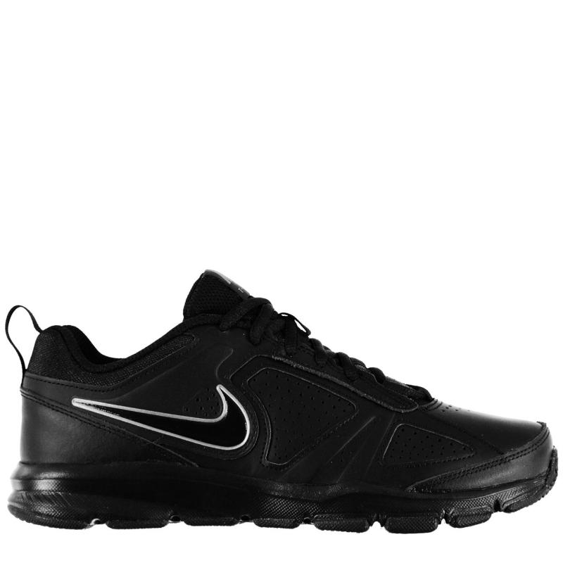 Nike T Lite XI Mens Training Shoes Black/Silver