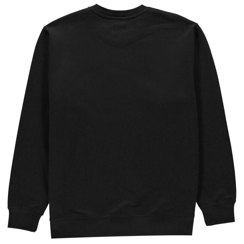 Mikina Pierre Cardin XL Crew Sweatshirt Mens Grey Marl