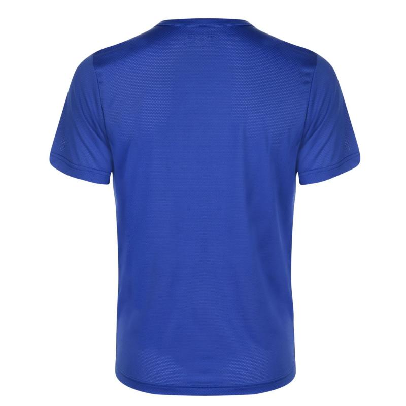 Tričko Champion Mesh T Shirt Royal