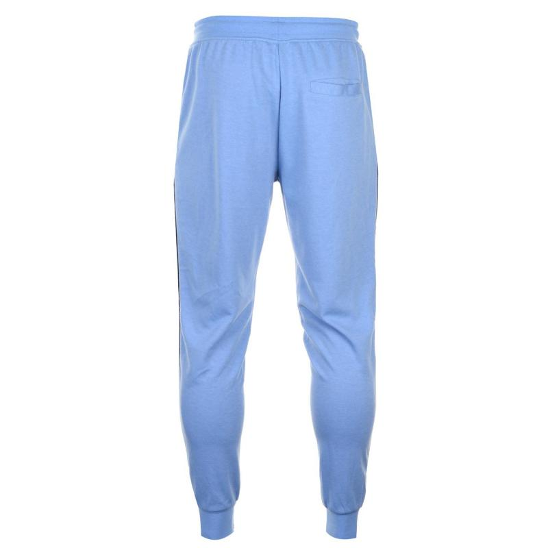 Tepláky Pierre Cardin Piped Detail Joggers Mens Blue