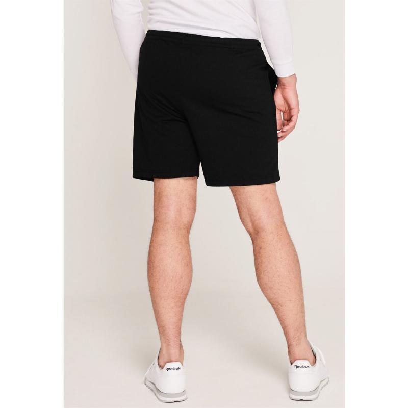 Slazenger Jersey Shorts Mens Black