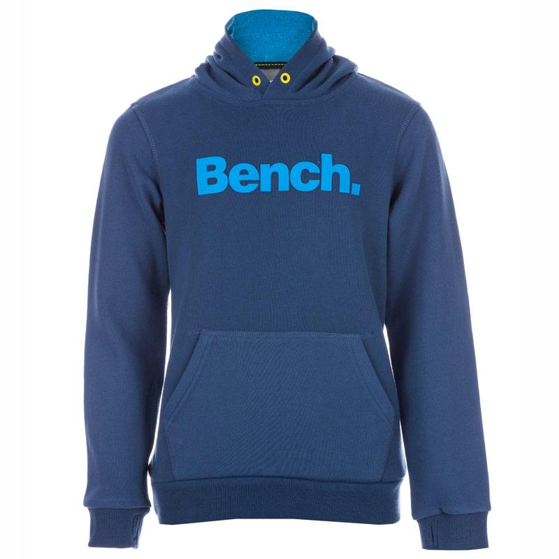 Bench Infant Boys Logo Hoody Navy