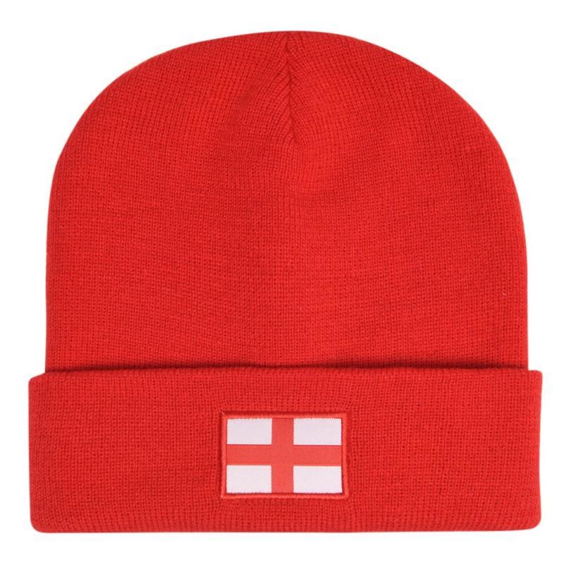 National Beanie Hat England