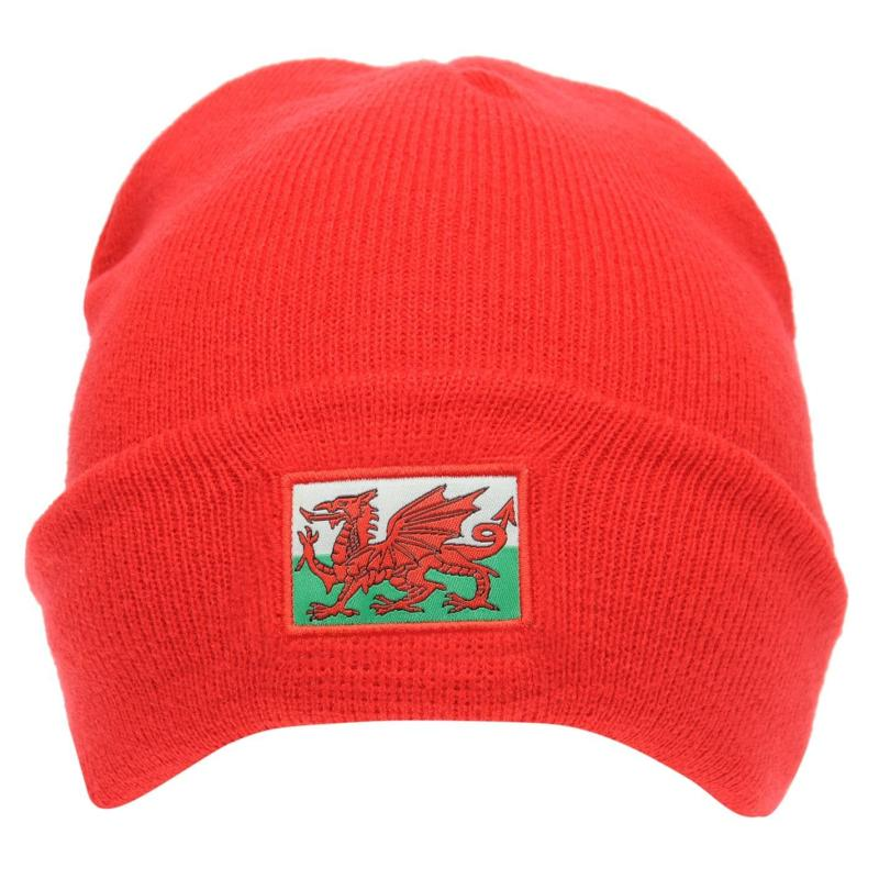 National Beanie Hat Wales