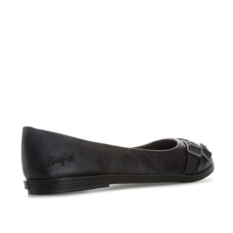 Blowfish Malibu Womens Gelsey Tuscan Shoes Black