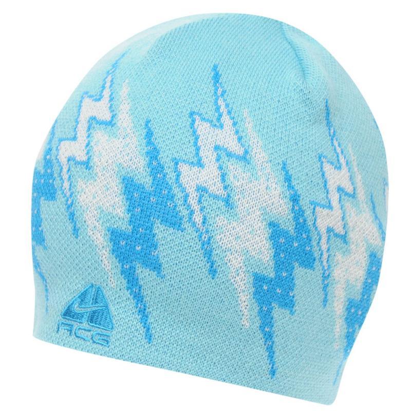 Nike Rider Beanie Mens Blue/White
