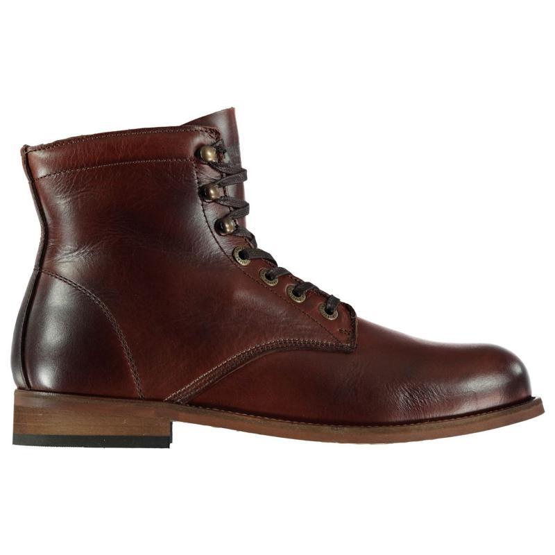 Boty Firetrap Capone Boots Mens Natural