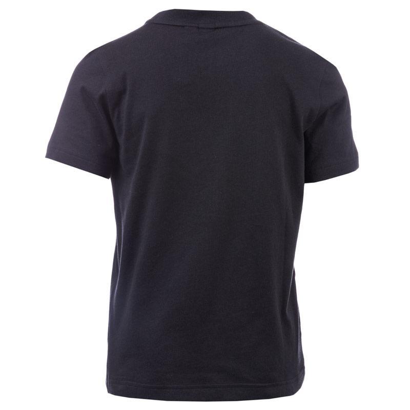 Tričko Adidas Performance Junior Boys Sports ID T-Shirt Black-White