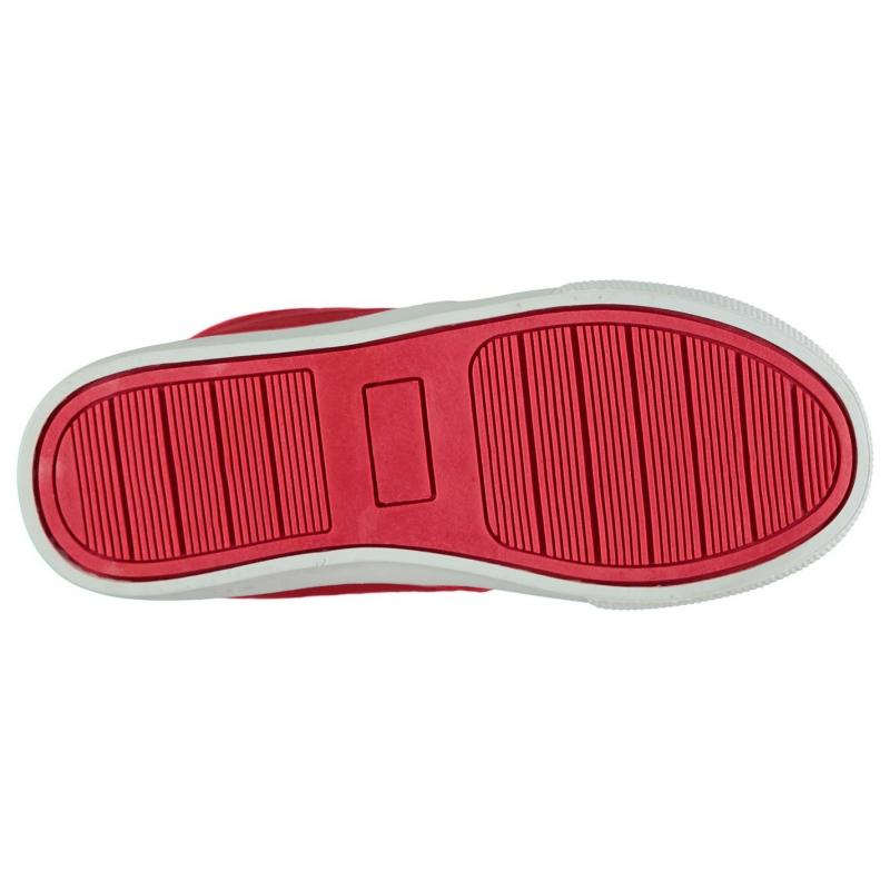 Beppi Water Repellent Infants Trainers Red
