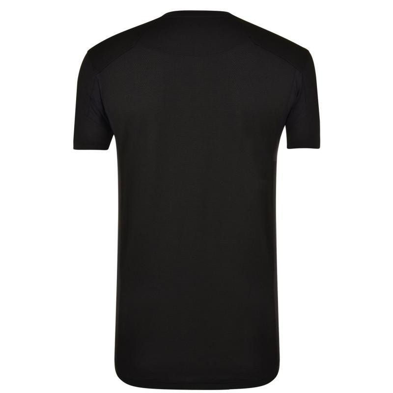 Tričko Cruyff Short Sleeved T Shirt Black