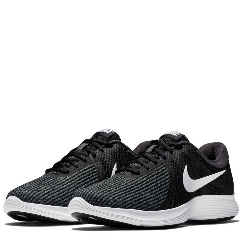 Nike Revolution 4 Men's Running Shoe BLACK/WHITE-ANTHRACITE