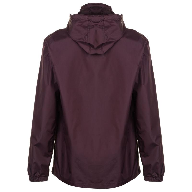 Pierre Cardin Lightweight Shell Jacket Mens Burgundy