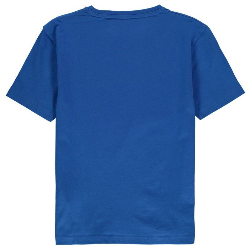 Tričko Team Rangers Graphic T Shirt Junior Royal