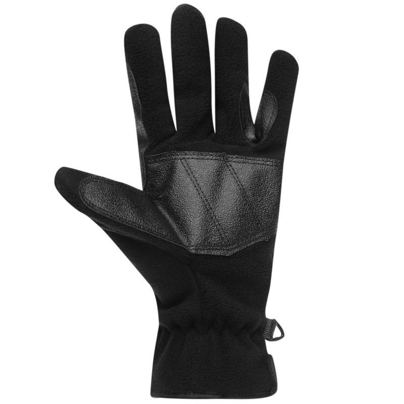 Dublin Polar Fleece Gloves Ladies Black