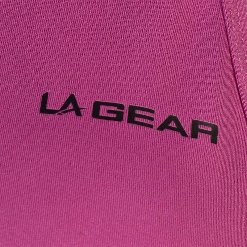 LA Gear Fitness Vest Ladies Pink
