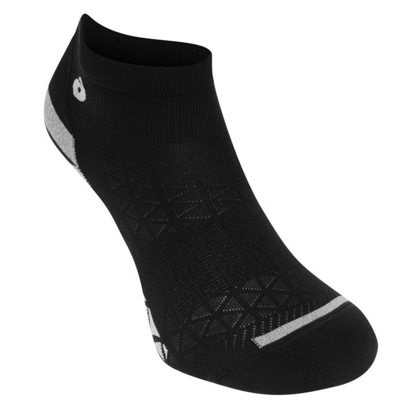 Ponožky Asics Marathon Socks Mens White/Black