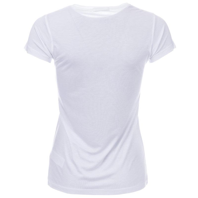 Henri Lloyd Womens Rosa V-Neck T-Shirt White