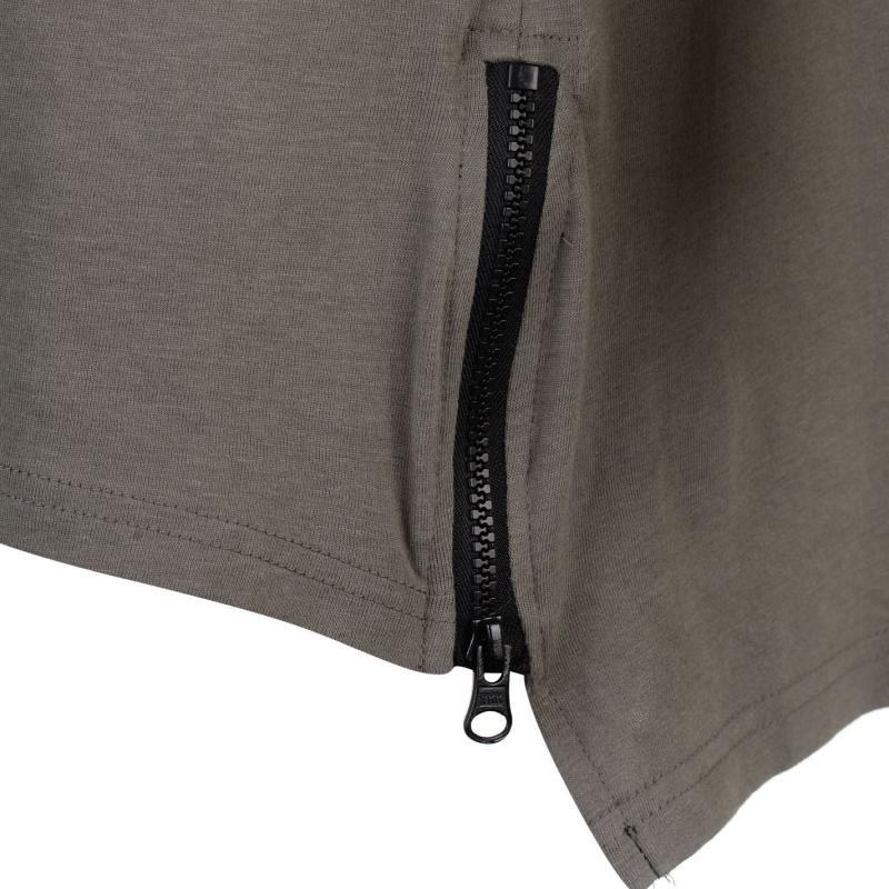 Tričko Dead Legacy Side Zip T Shirt Grey