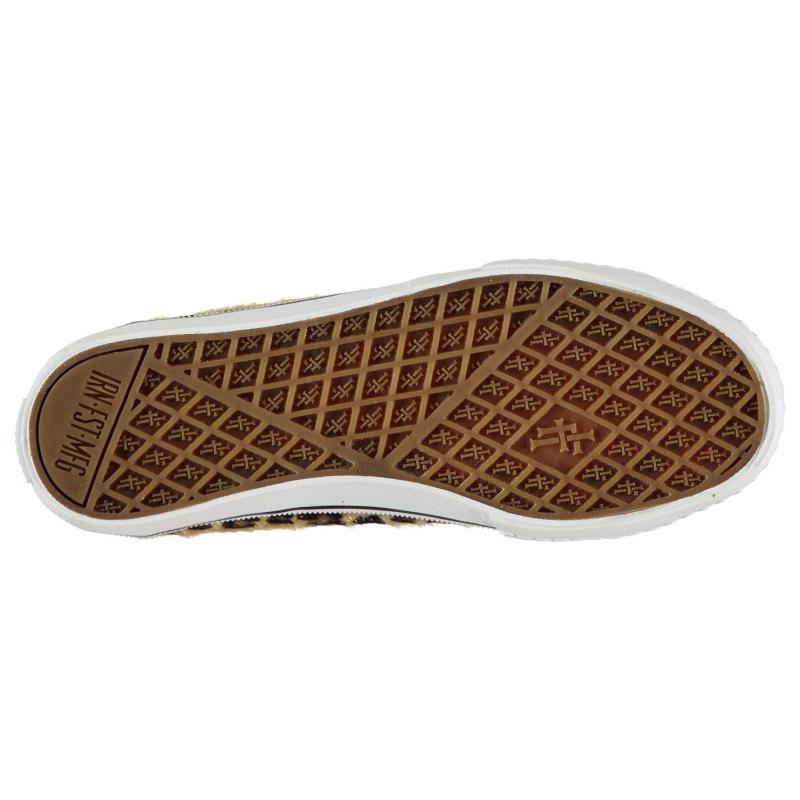 Iron Fist Iron Ladies Shoes Leopard Broadwa