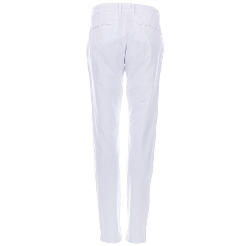 Kalhoty Henri Lloyd Womens Patti Cigarette Trousers White