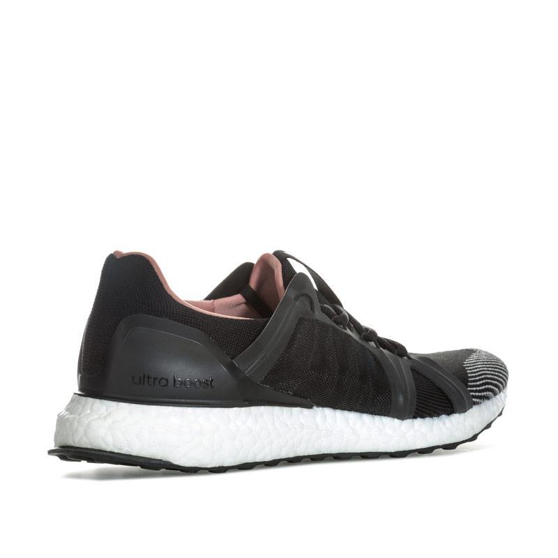 Adidas By Stella McCartney Womens Ultra Boost Running Shoes Black Silver