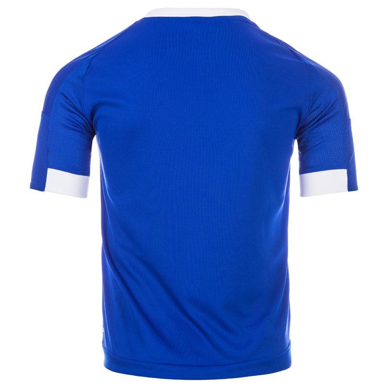 Tričko Adidas Performance Junior Boys Tiro 15 DryDye T-Shirt Blue