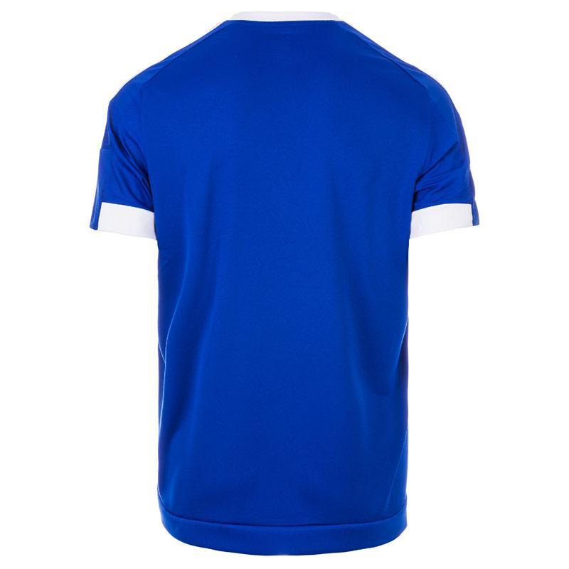 Tričko Adidas Performance Men's Tiro 15 DryDye T-Shirt Blue