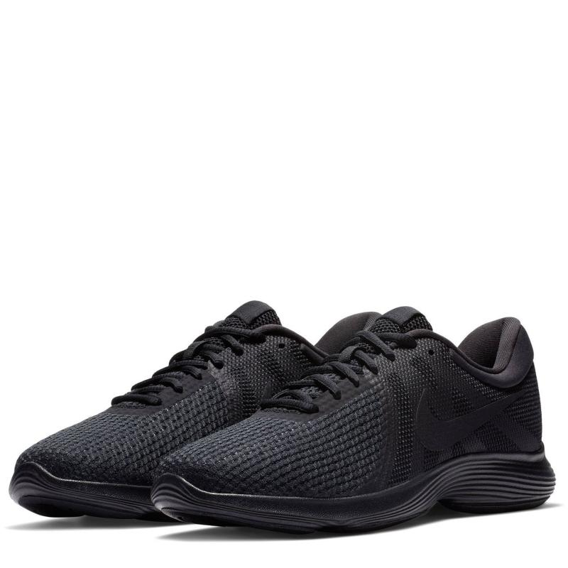 Nike Revolution 4 Men's Running Shoe BLACK/ANTHRACITE