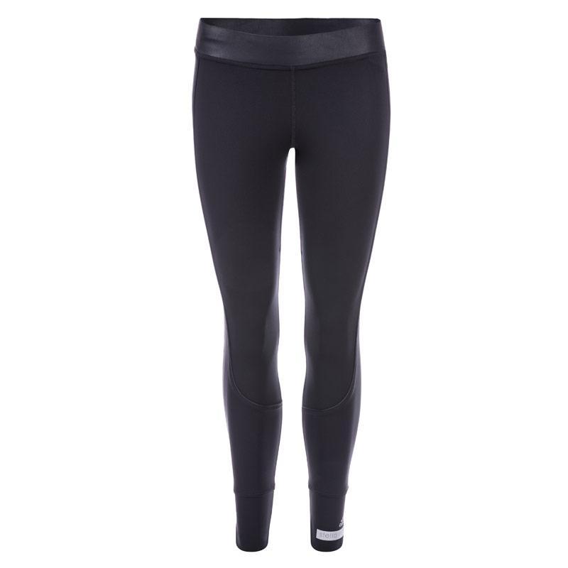 Sportovní kalhoty Adidas By Stella McCartney Womens The Performance Seven Eighths Tights Black