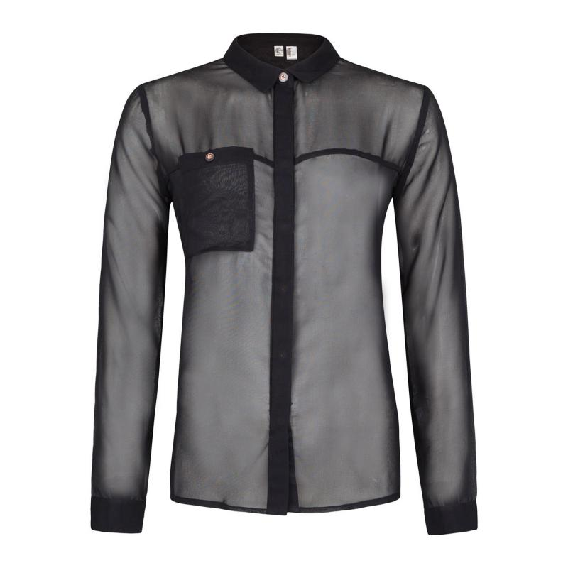 Košile ONeill Emb Shirt LdsCL99 Black