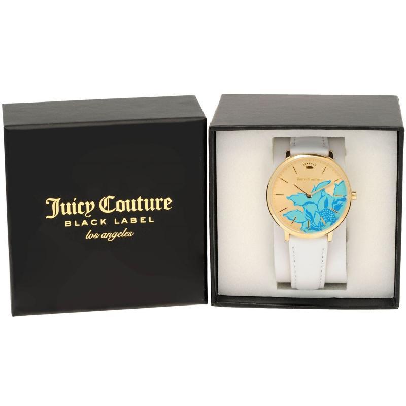 Juicy Couture La Ultr Slm Wtc L84 White