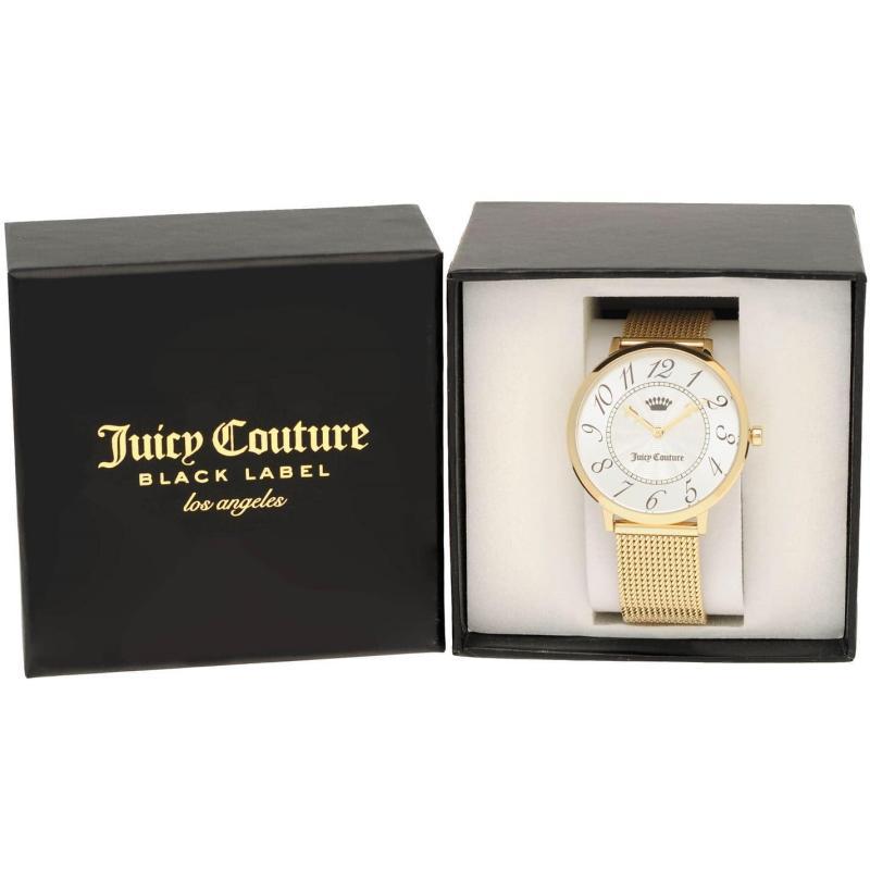 Juicy Couture LA Ultr Slm Wtc L84 Silver