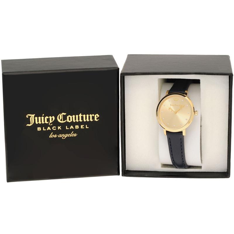 Juicy Couture La Ultr Slm Wtc L84 Navy/Gold
