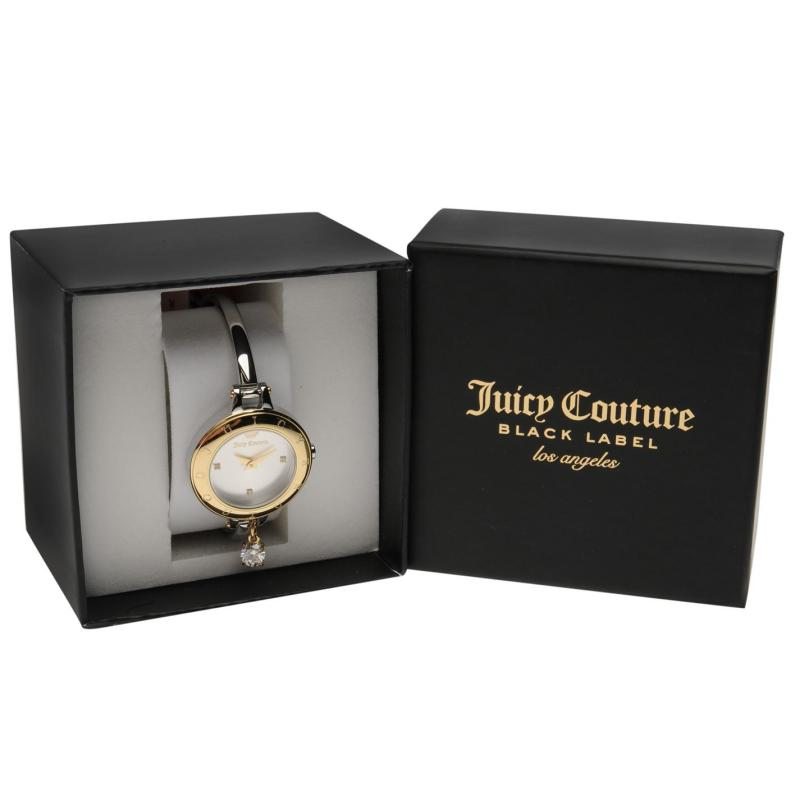 Juicy Couture Melrose Watch Ld84 Silver/Gold