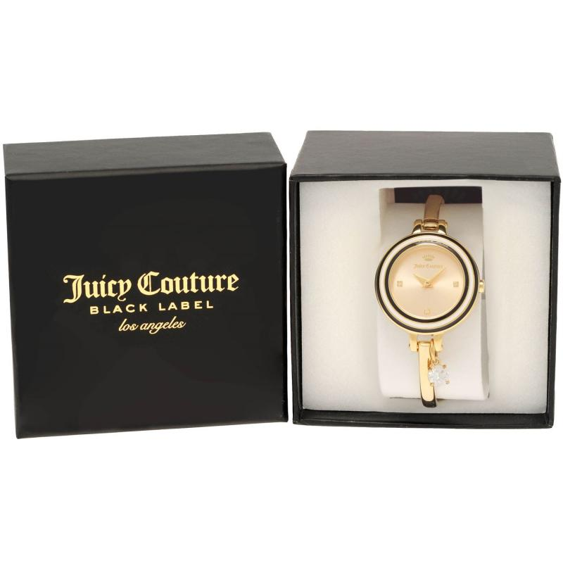 Juicy Couture Melrose Watch Ld84 Gold/Silver