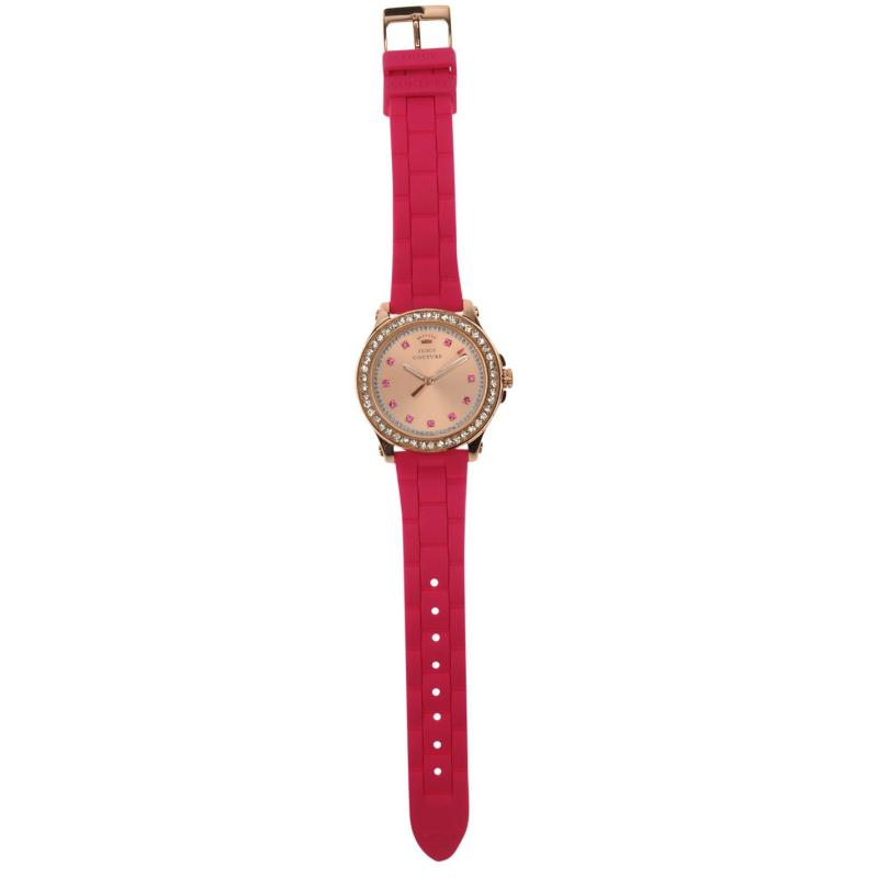 Juicy Couture Pedigree Watch Ld84 Pink/Rose Gold