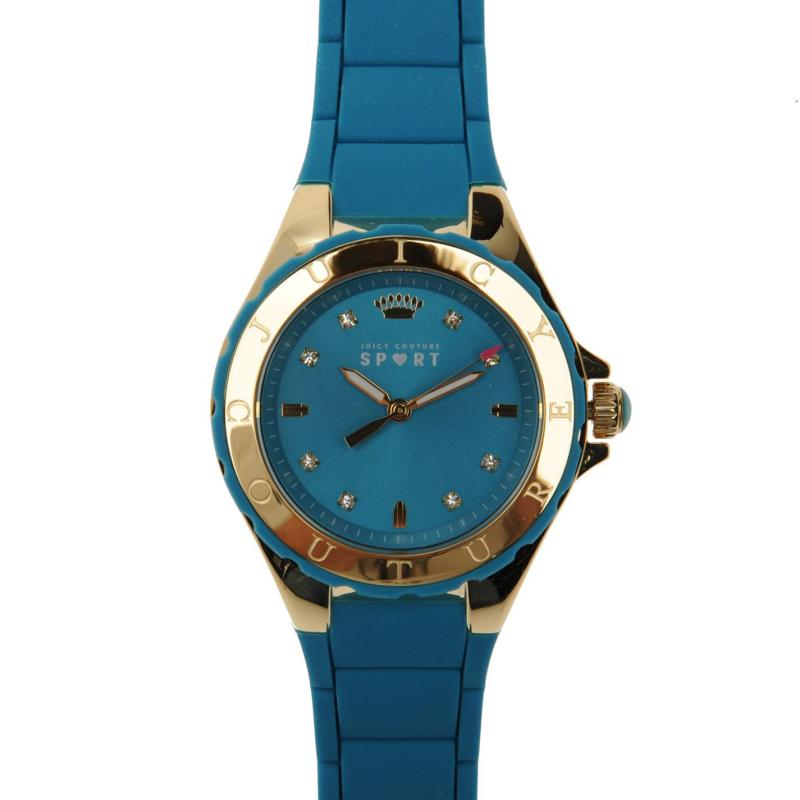 Juicy Couture Rio Watch Ld84 Turq/Gold