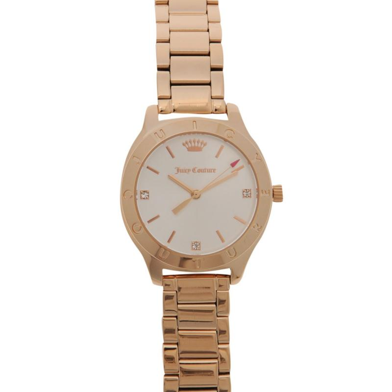 Juicy Couture Sierra Watch Ld84 Rose Gold