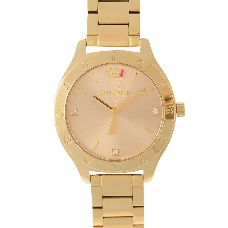 Juicy Couture Sierra Watch Ld84 Gold