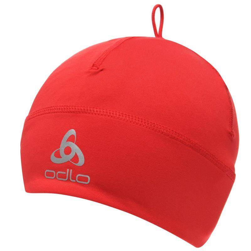 Odlo Polyknit Hat Juniors Red