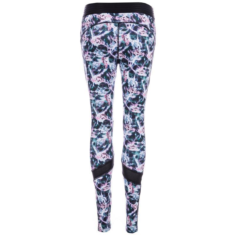 Sportovní kalhoty Danskin Womens Corrochio Leggings Multi colour
