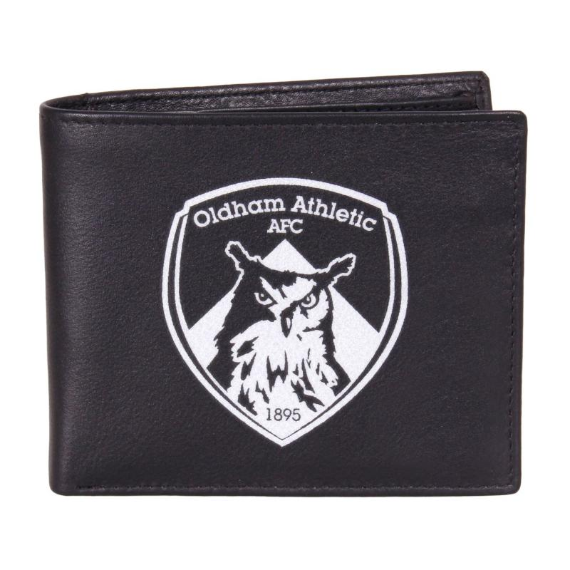 Team Embossed Wallet 83 Oldham