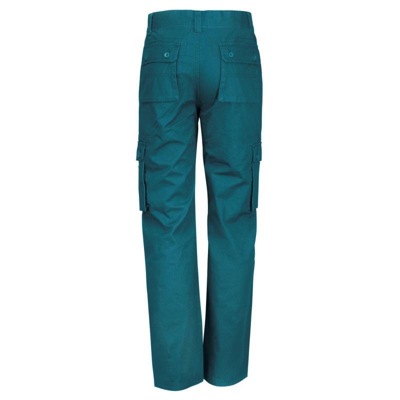 Kalhoty Lee Cooper Cargo Pants Mens Grey